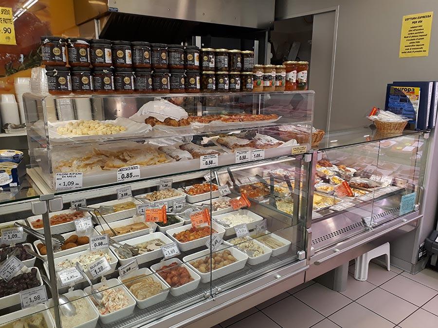 A&O Grado supermercati Europa