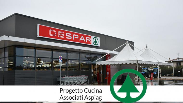 Progetto cucine associati Aspiag – Corno di Rosazzo